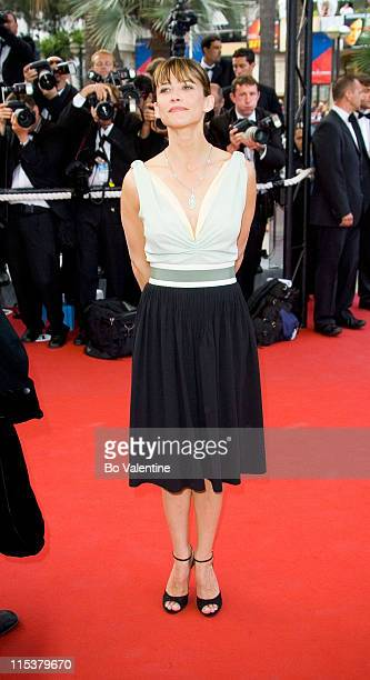 Sophie Marceau during 2005 Cannes Film Festival 'Where the Truth Lies' Premiere at Palais des Festival in Cannes France