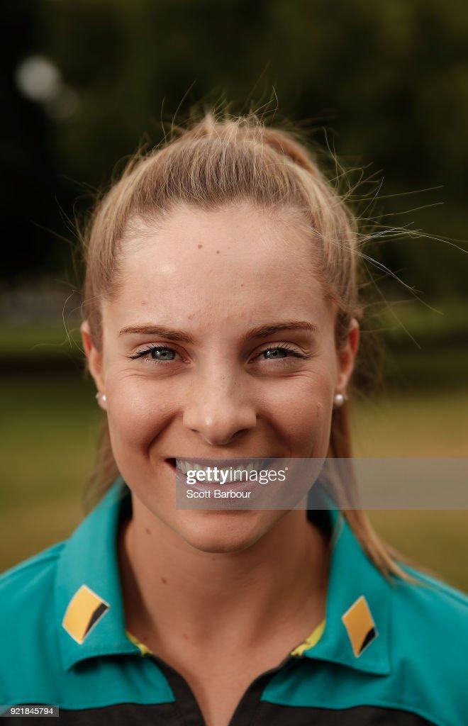 Cricket Australia Media Opportunity : News Photo