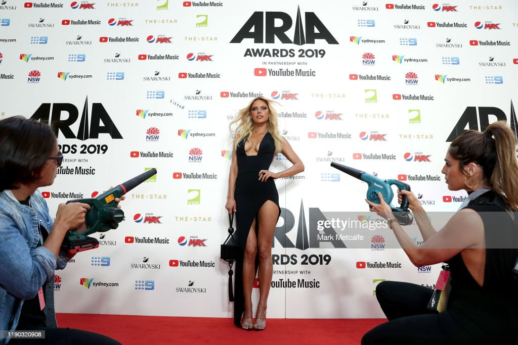 33rd Annual ARIA Awards 2019 - Arrivals : News Photo