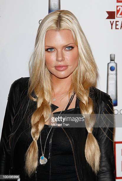 Sophie Monk arrives to E 20th Birthday Celebration held at The London Hotel on May 24 2010 in West Hollywood California