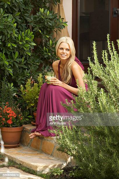 Sophie Monk at home PUBLISHED IMAGE