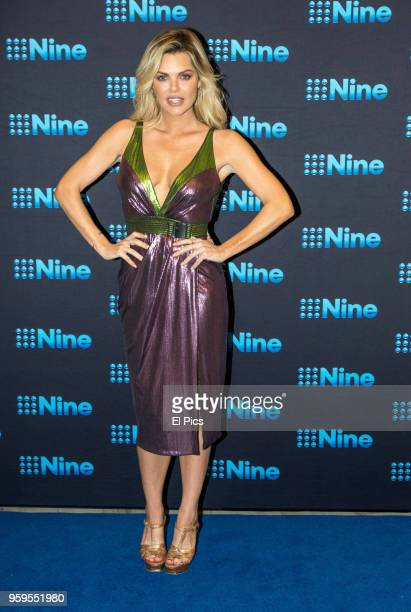 Sophie Monk attends the Nine All Stars Event on May 16 2018 in Sydney Australia