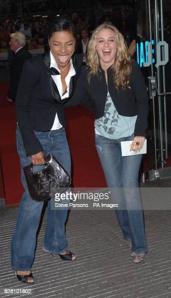 Sophie Okonedo and Alicia Silverstone