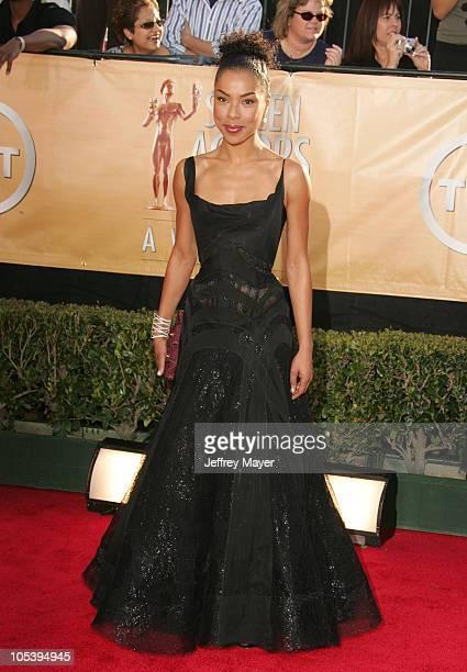 Sophie Okonedo during 11th Annual Screen Actors Guild Awards Arrivals at Shrine Auditorium in Los Angeles California United States