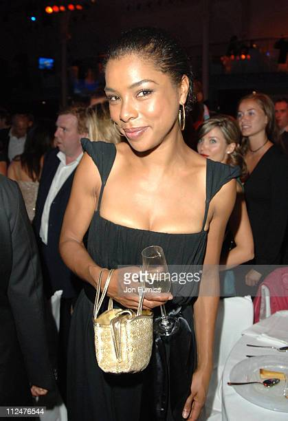 Sophie Okonedo during 2005 GQ Men of the Year Awards After Party in London Great Britain