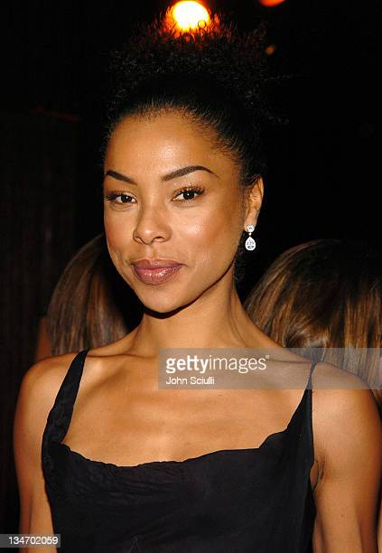 Sophie Okonedo during Backstage Creations 2005 Screen Actors Guild Awards The Talent Retreat Day 2 at Shrine Auditorium in Los Angeles California...