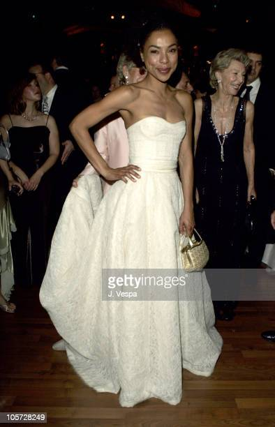 Sophie Okonedo during The 77th Annual Academy Awards Governors Ball at Kodak Theatre in Hollywood California United States