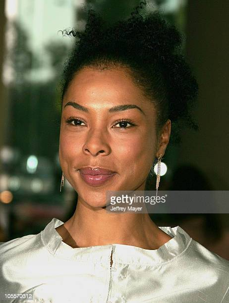Sophie Okonedo during The 77th Annual Academy Awards Nominees Luncheon Outside Arrivals at Beverly Hilton Hotel in Beverly Hills California United...