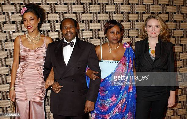 Sophie Okonedo Paul Rusesabagina Tatiana Rusesabagina and Cara Seymour