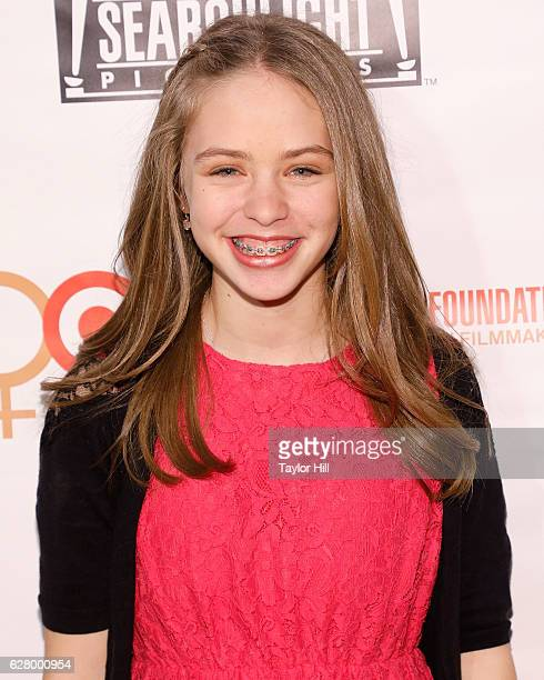 Sophie Ostroy attends the Adrienne Shelly Foundation 10th Anniversary Gala at The Angel Orensanz Foundation on December 5 2016 in New York City