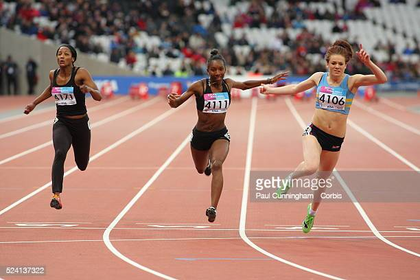 Sophie Papps Now the Olympic stadium record holder for the 100m and 200m distance at the British Universities Colleges Sport Visa Outdoor Athletics...