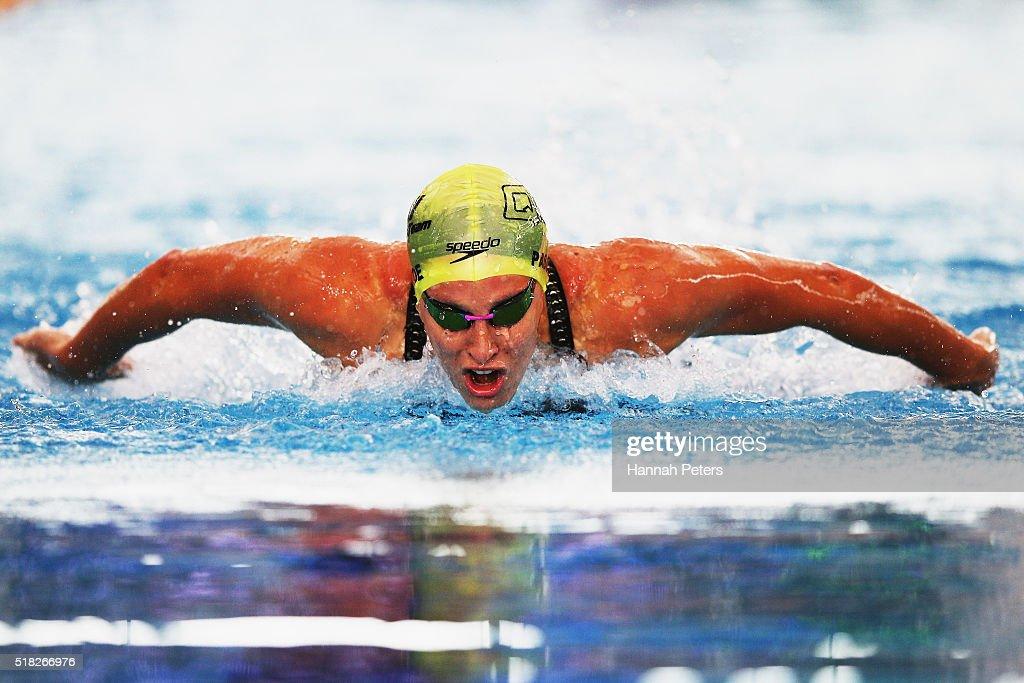 2016 NZ Open Championships