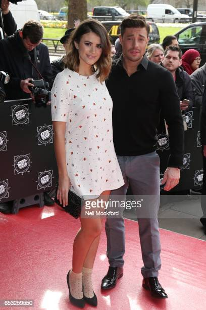 Sophie Porley and Duncan James attends the TRIC Awards 2017 on March 14, 2017 in London, United Kingdom.