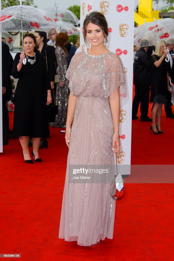 Sophie Porley attends the Virgin TV BAFTA Television Awards at The Royal Festival Hall on May 14, 2017 in London, England.