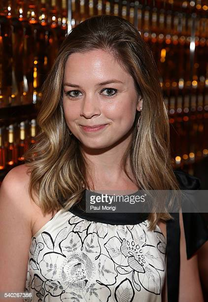 Sophie Pyle at the grand reopening party of the iconic Watergate Hotel on June 14 2016 in Washington DC