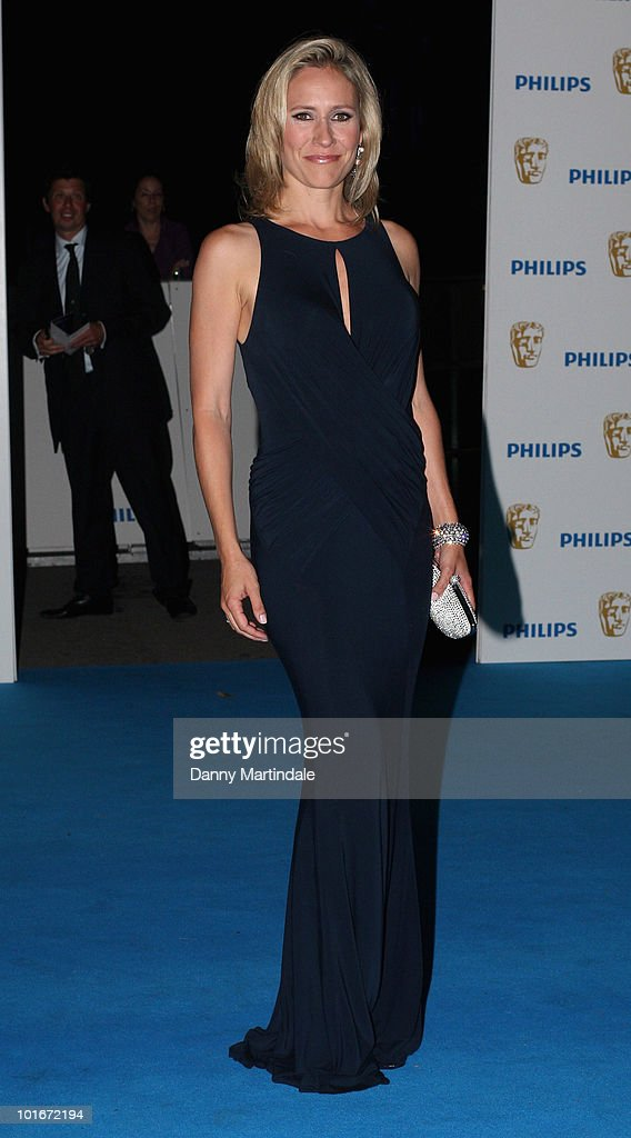Sophie Raworth attends the after party for the Philips British Academy Television awards (BAFTA) at Natural History Museum on June 6, 2010 in London, England.