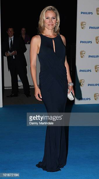 Sophie Raworth attends the after party for the Philips British Academy Television awards at Natural History Museum on June 6 2010 in London England