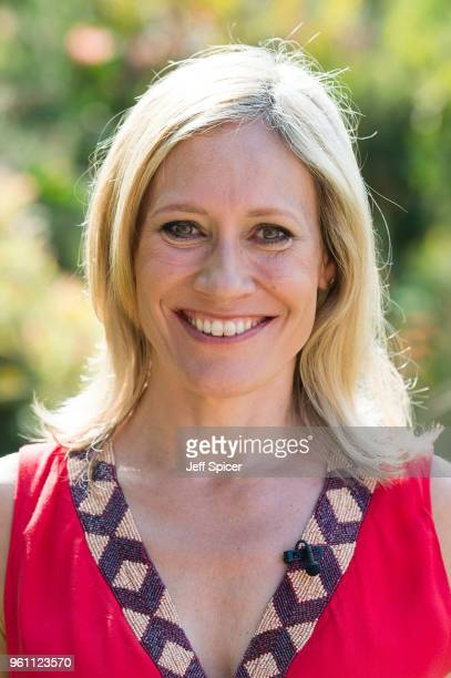 Sophie Raworth attends the Chelsea Flower Show 2018 on May 21, 2018 in London, England.