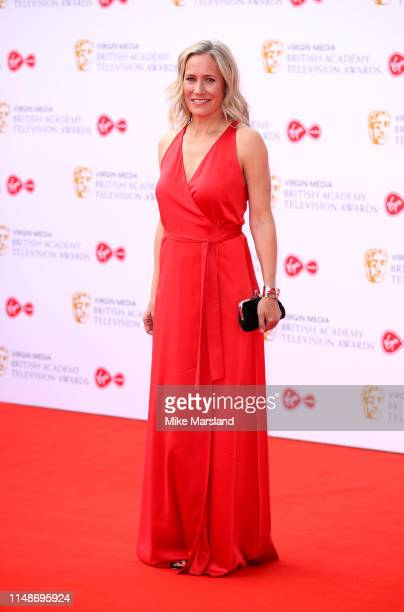 Sophie Raworth attends the Virgin Media British Academy Television Awards 2019 at The Royal Festival Hall on May 12, 2019 in London, England.