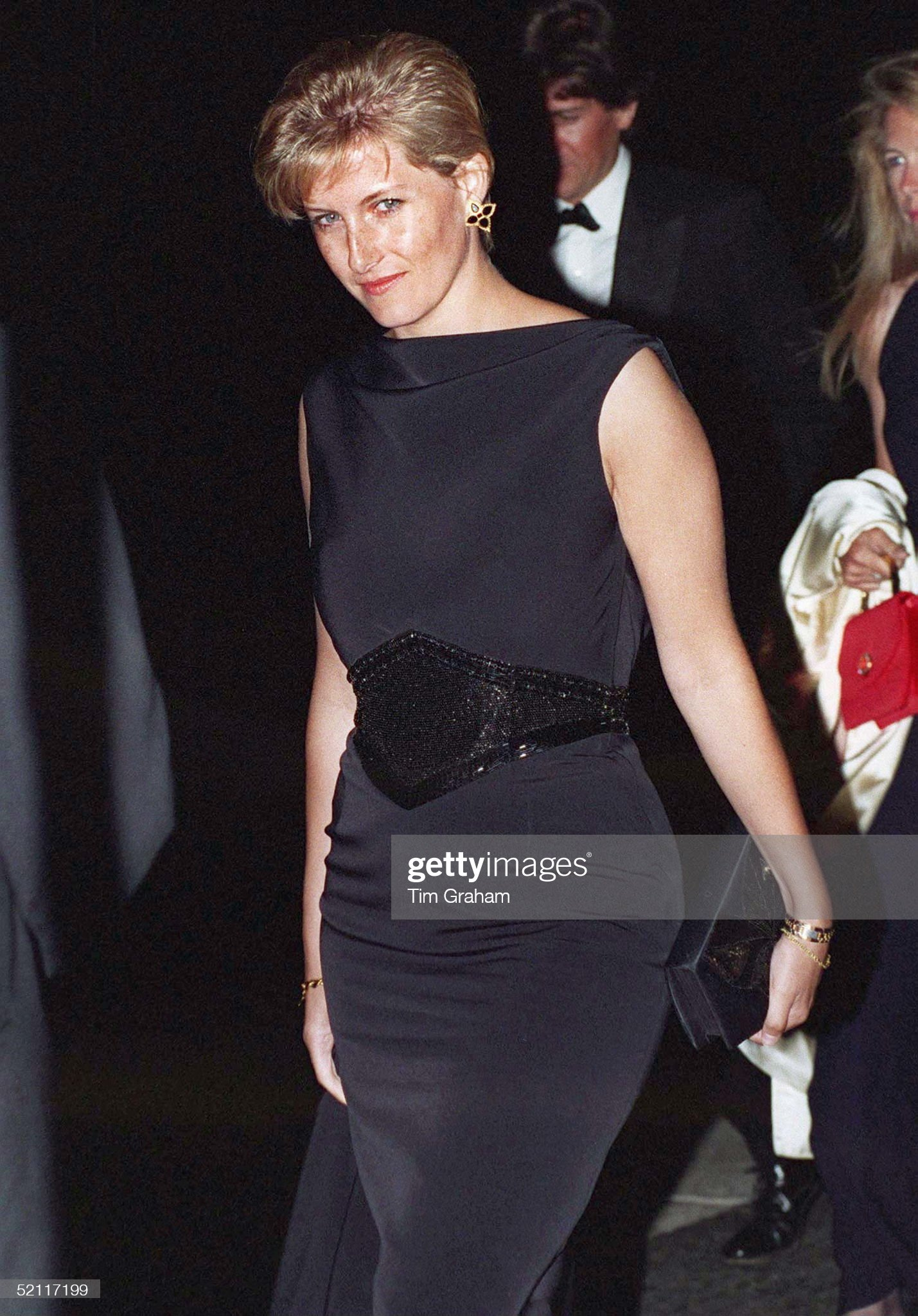 Sophie At Cowes Ball : News Photo