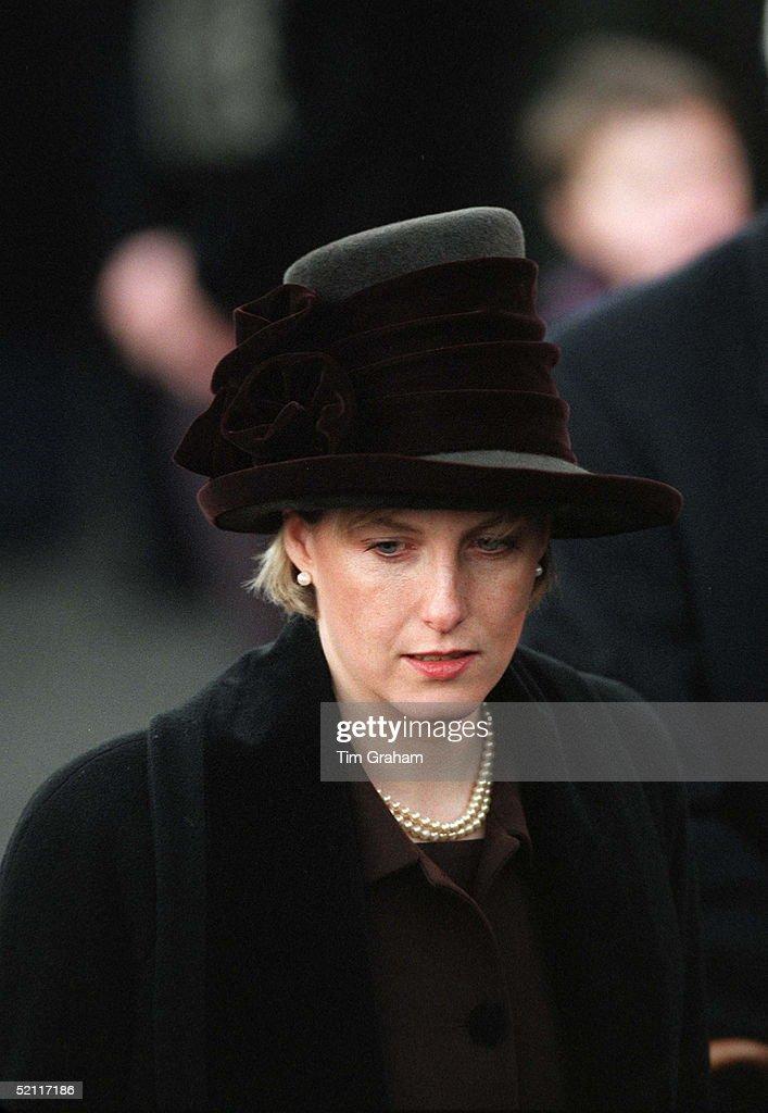 Sophie At Royal Yacht Britannia : News Photo