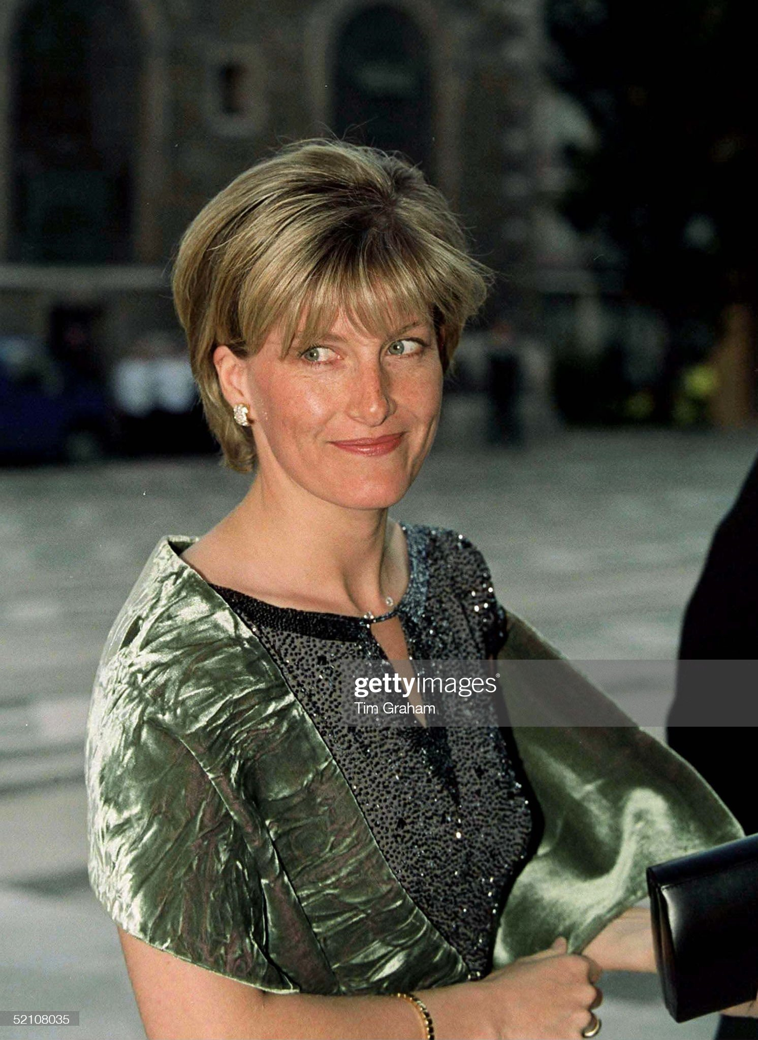 Sophie Rhys-jones At The Guildhall : News Photo