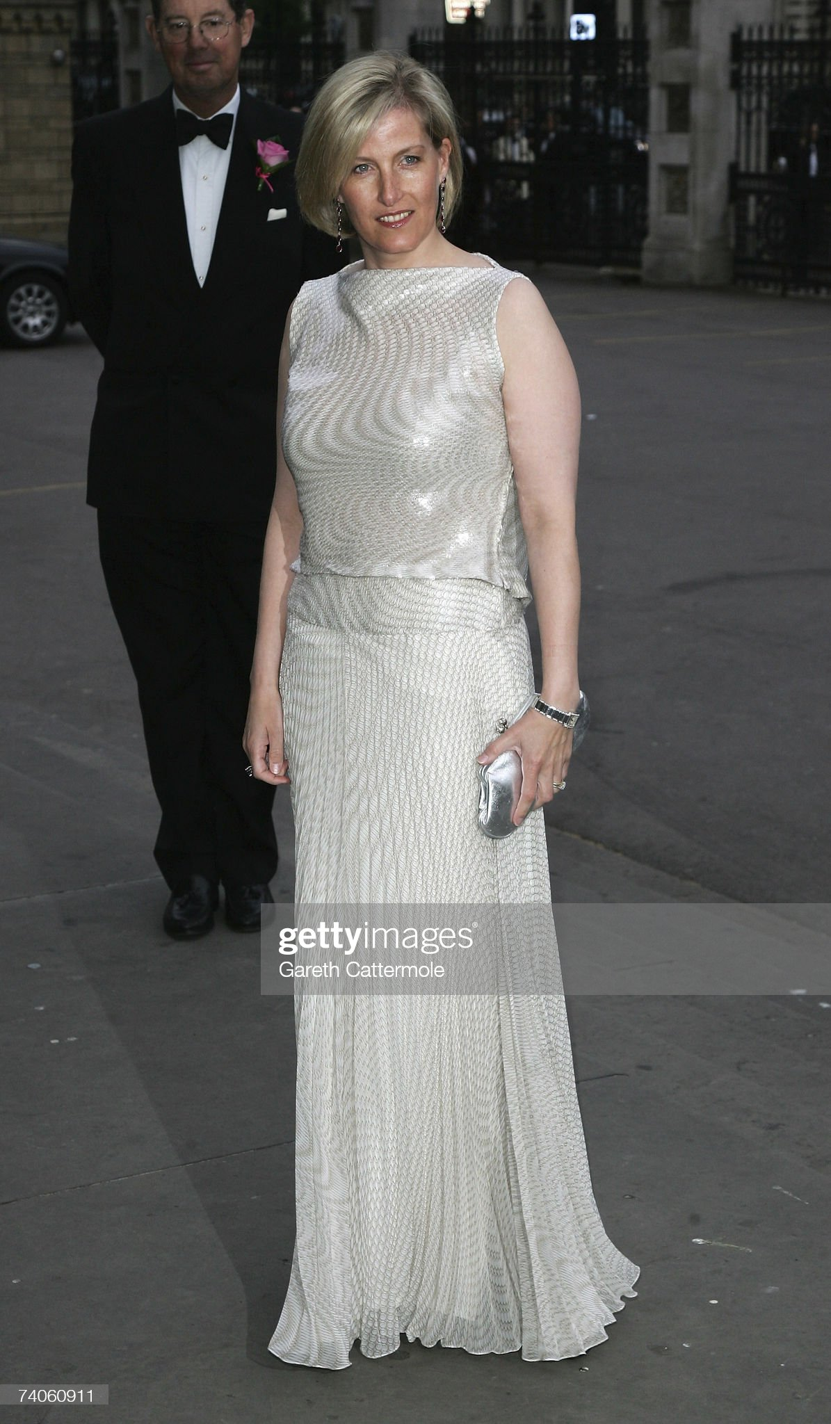 The Blush Ball In Aid OF Breast Cancer Haven - Arrivals : News Photo