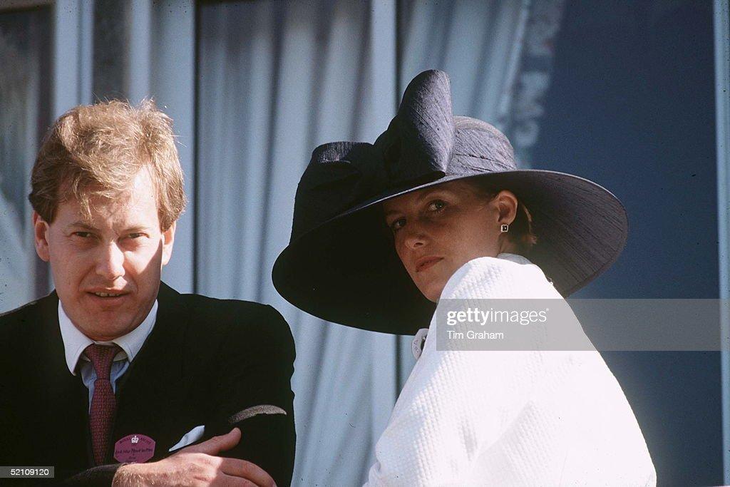Sophie And Ivor Mountbatten : News Photo