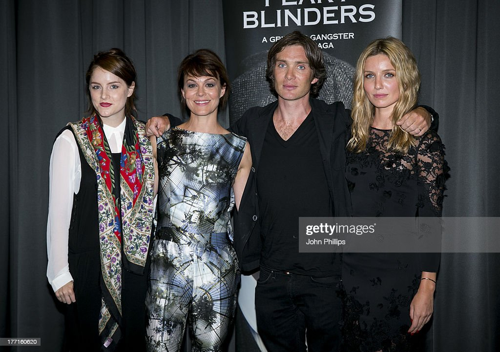 Peaky Blinders - Gala Screening : News Photo