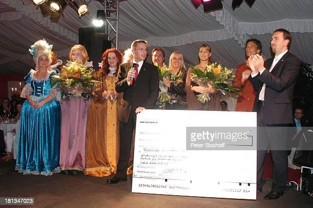 Sophie Schütt Namen folgen Sommerfest Der festliche Sommerabend von Preussen 2007 auf dem Wümmehof von P r i n z C h r i s t i a n S i g i s m u n d...