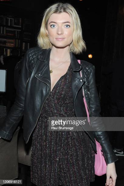 Sophie Sumner attends Sony Pictures Classics And The Cinema Society Host A Special Screening Of The Climb at iPic Theater on March 12 2020 in New...