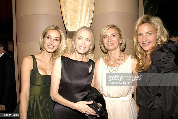 Sophie Sutton Barbara Guggenheim Eileen GuggenheimWilkinson and Karen Luter attend MUSEUM OF THE MOVING IMAGE SALUTES TOM CRUISE at Cipriani 42nd...