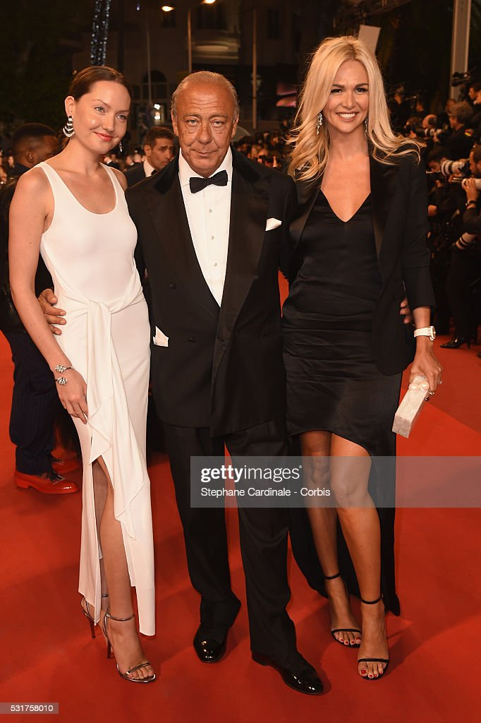 """""""Hands Of Stone"""" Red Carpet Arrivals - The 69th Annual Cannes Film Festival"""