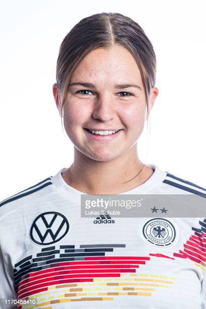 Sophie Trepohl poses on August 27 2019 in Tilburg Netherlands