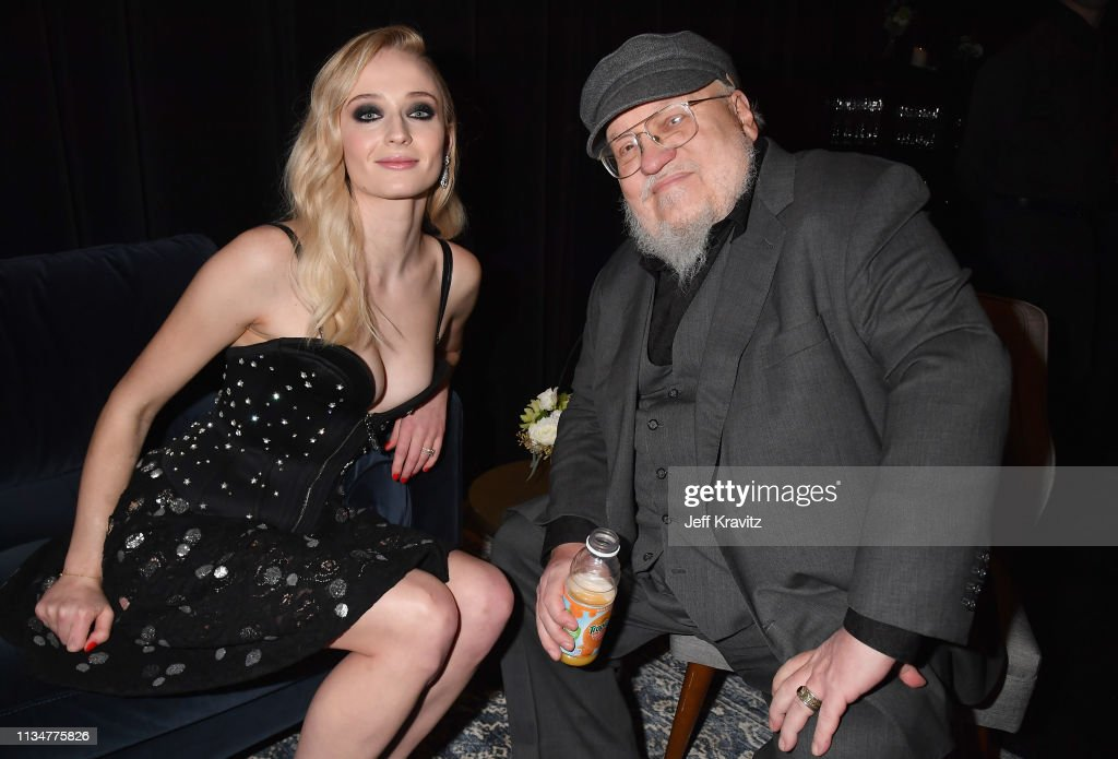 """Game Of Thrones"" Season 8 NY Premiere : Fotografia de notícias"