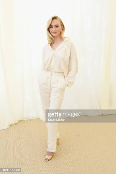 Sophie Turner attends 2019 Roc Nation THE BRUNCH on February 9 2019 in Los Angeles California