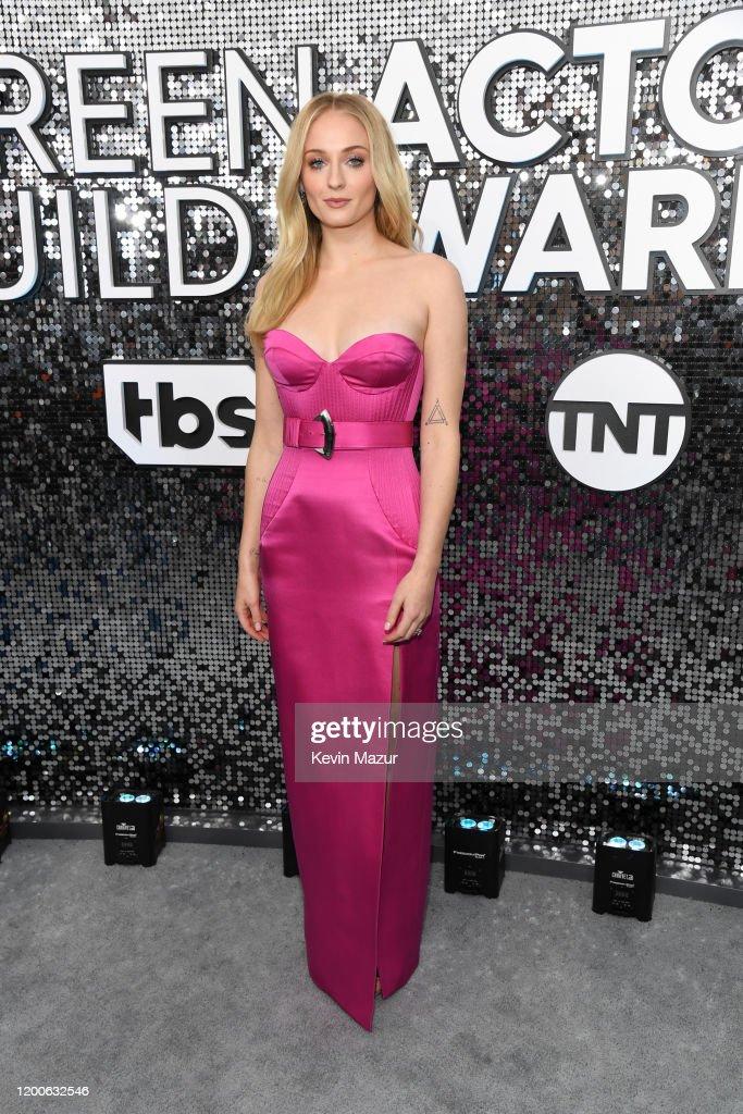 26th Annual Screen ActorsGuild Awards - Red Carpet : News Photo