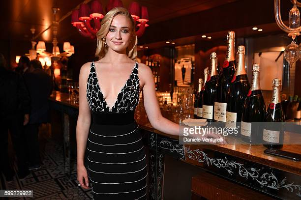 Sophie Turner attends the Kineo Diamanti Award party during the 73rd Venice Film Festival at on September 4, 2016 in Venice, Italy.