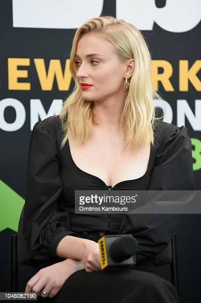 Sophie Turner of 'X-Men: Dark Phoenix' attends IMDb at New