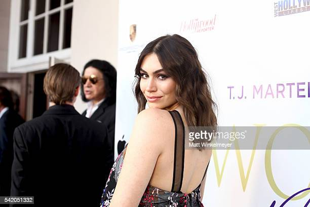sophie simmons age stock photos and pictures getty images. Black Bedroom Furniture Sets. Home Design Ideas