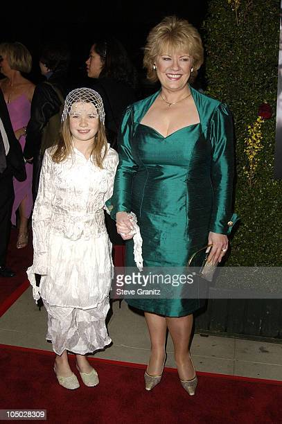 Sophie Vavasseur Evelyn Doyle during Evelyn Premiere at The Academy in Los Angeles California United States