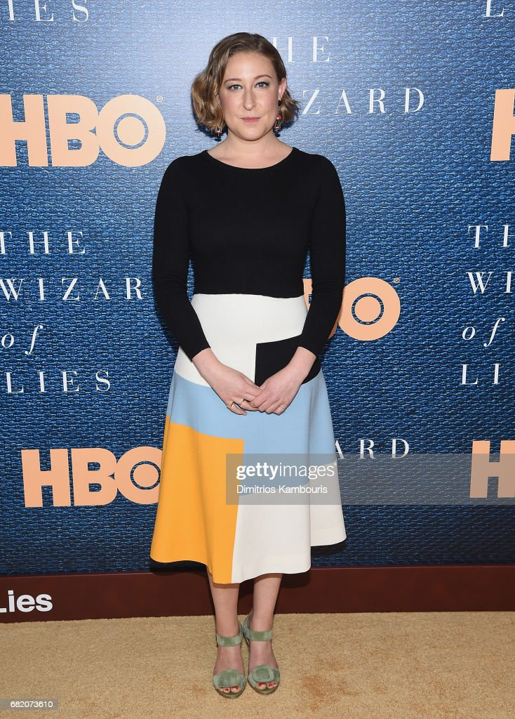 """""""The Wizard Of Lies"""" New York Premiere - Arrivals : News Photo"""