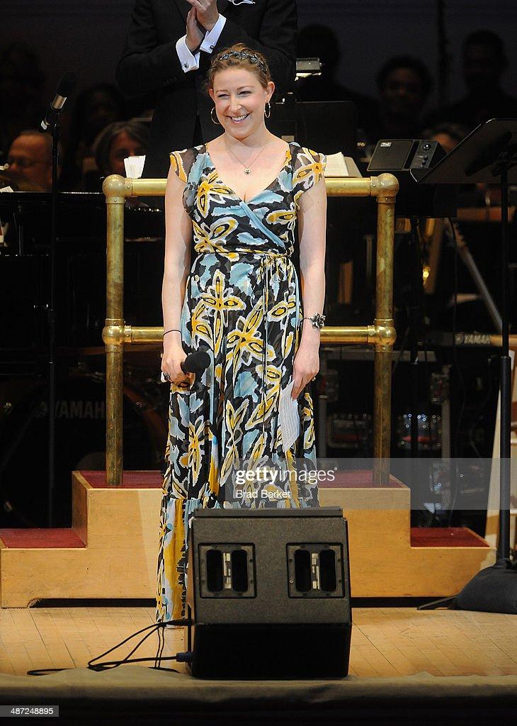 The New York Pops 31st Birthday Gala - Concert : News Photo