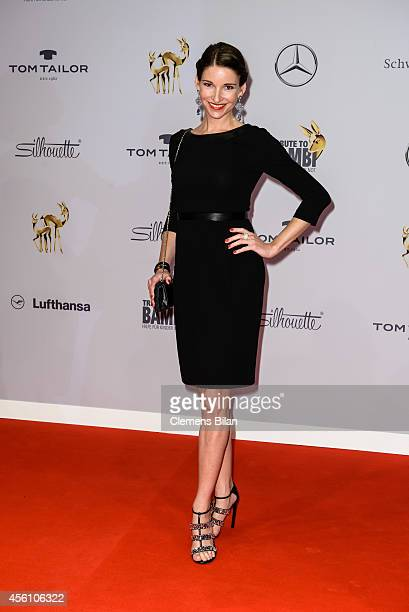 Sophie Wepper attends the Tribute To Bambi 2014 at Station on September 25 2014 in Berlin Germany