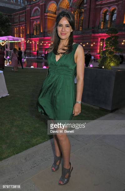 Sophie Winkleman attend the Summer Party at the VA in partnership with Harrods at the Victoria and Albert Museum on June 20 2018 in London England