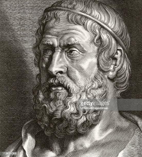 Sophocles born circa 496 BC died circa 406 BC. Athenian playwright.