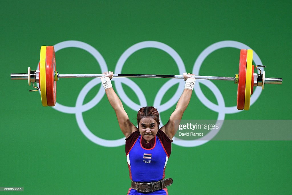 Weightlifting - Olympics: Day 1 : News Photo