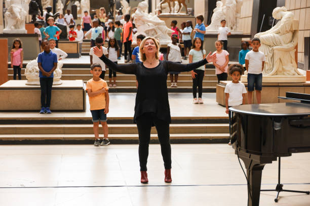 FRA: The Orsay Museum Celebrates France's National Music Day