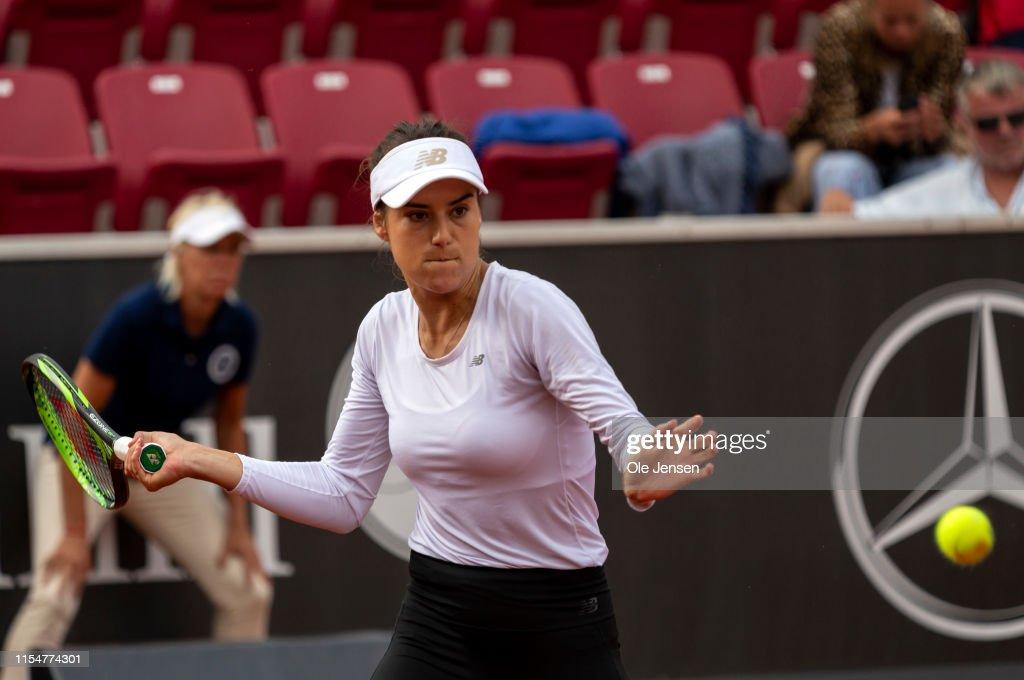 2019 Swedish Open WTA - Day 02 : News Photo