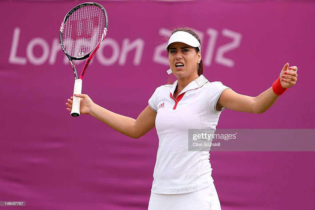 Olympics Day 1 - Tennis : News Photo